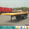40ft Container Chassis Trailer Container Transportation