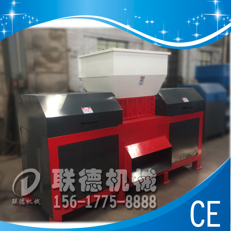 Good quality and multi-function pvc pipe shredder/ pe film recycling machine/ plastic crusher