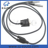 Compliant with data cable 7-pin connector CA-1279 DB-9F to size 0-7 pinon 6FT of straight cable
