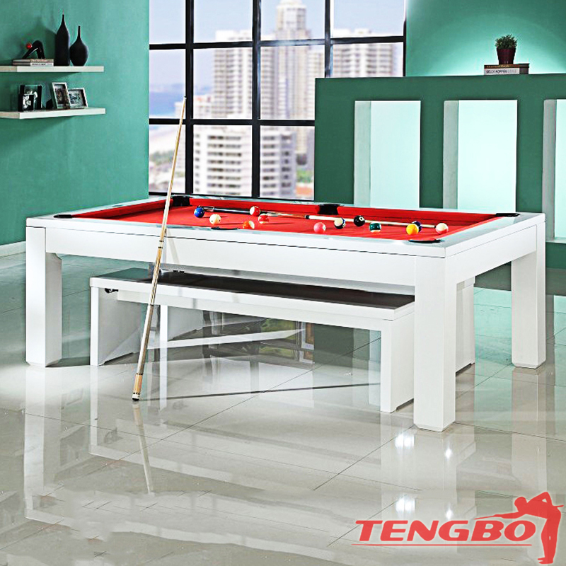 Dinner Pool Table Carom Billiard Table Dining Table Pool Table Combo
