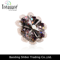 2015 Multicolor diamond wedding rings jewellery fashionable ring jewelry wholesale crystal fashion
