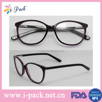 New model optical frame name brand spectacle frame with high quality