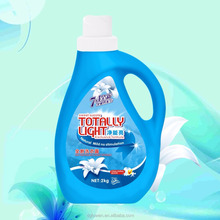 New formulation 2kg Liquid Laundry Detergent bulk