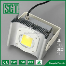 China alibaba ultra silm high power ip65 COB 30w 50w led outdoor underground flood street light