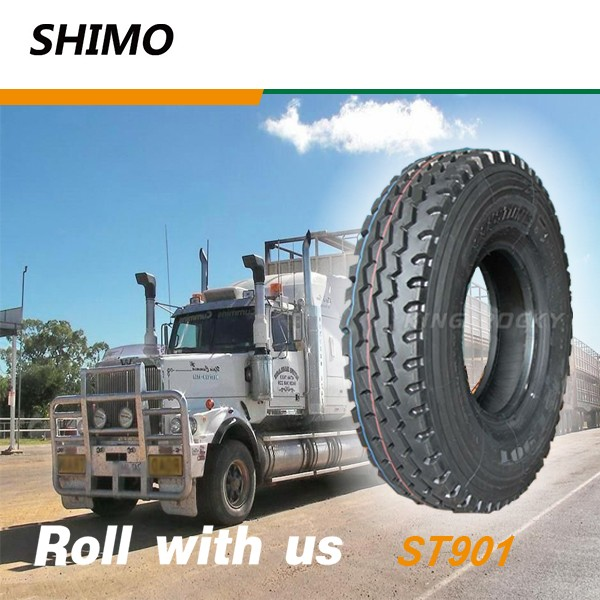 chinese 1000r20 9.00R20 16 ply truck tires