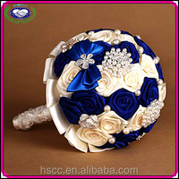 High Quality Luxury Wedding Decor Artificial Wedding Bride Bouquets