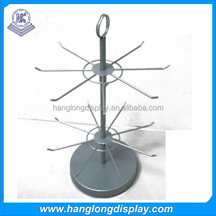 promotional rorating table top small product display
