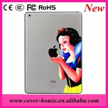 Creative cute snow white tpu soft cases for iPad Air