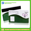 Cheap price Double sides printed plastic 125Khz TK4100 chip pvc ID card