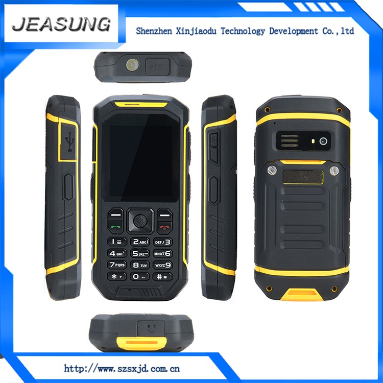 China Wholesale rugged phone industrial pda and outdoor rugged phone