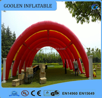 customized giant inflatable tent for events/advertising/exhibition