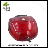 High Performance Motorcycle Tail Box