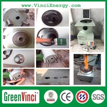 Wood Pellet Cooking Stove / Biomass Burner