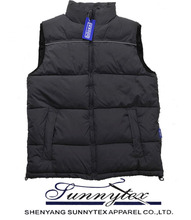 SUNNYTEX New OEM Highest quality Multi pocket waistcoat designs for women