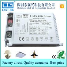 R2540 pwm led dimming driver 40W 35w 25w 15w 5w Single Output Switching Power Supply 0-10v dimmable led driver with CE