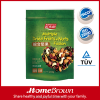 Multiple Dried Fruits & Nuts Fusion