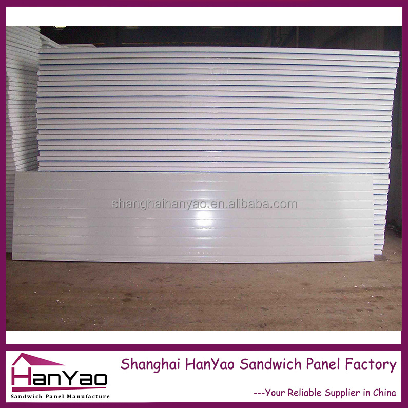 Cold Room/Clean Room Insulation Foam Sandwich Panel Plywood Precio m2 Panel Sandwich with Good Price