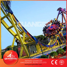 Crazy! luxury playground Disk'O Coaster modern amusement park rides for sale
