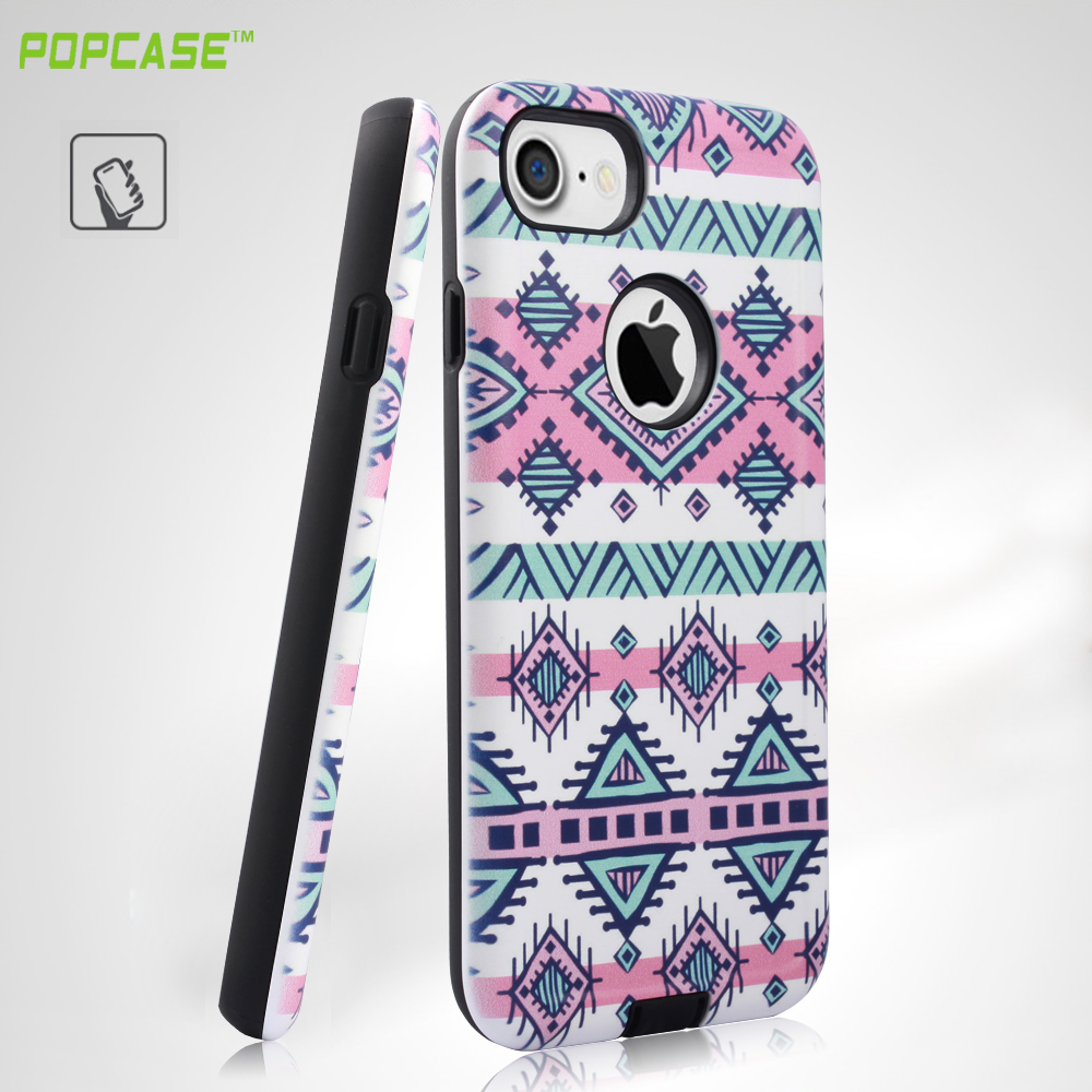 pc tpu mobile phone case for iphone 7 case