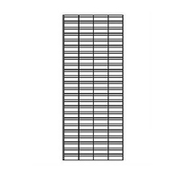 Metal Grid Display Panels For Wire Grid Display