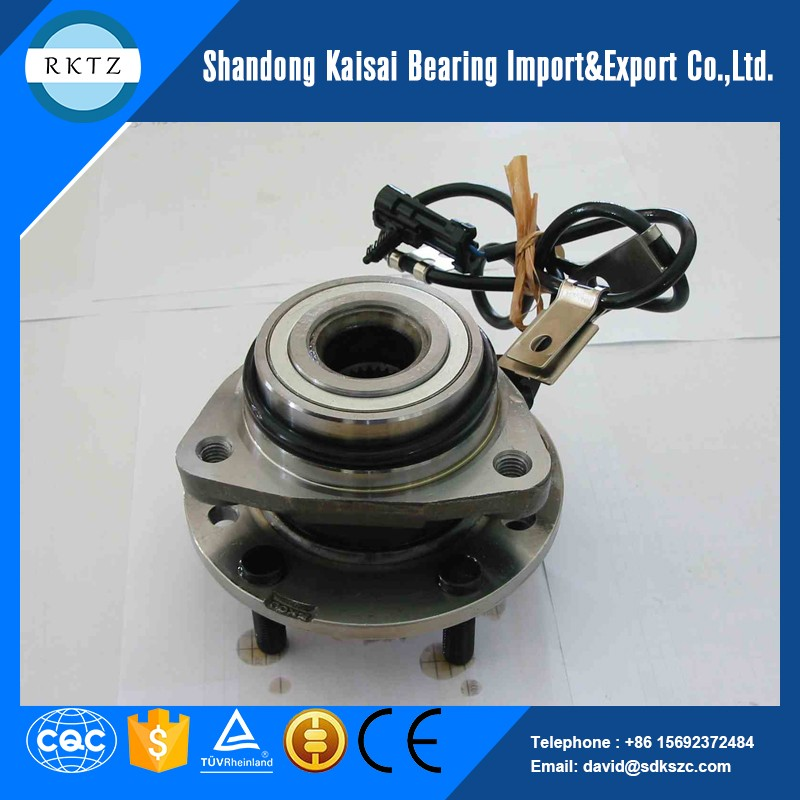 chrome steel Gcr15 wheel bearing for toyota innova