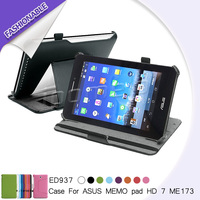 universal tablet leather case for Memo Pad HD 7 Me173 wholesale cell phone accessories china