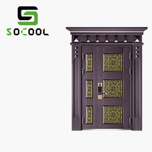 modern lowes wrought iron security doors design