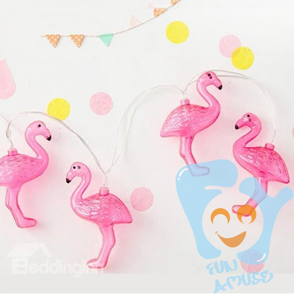 Holiday lighting LED decorative pink flamingo manufacturers