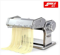 150mm 430 stainless steel pasta machine for househould