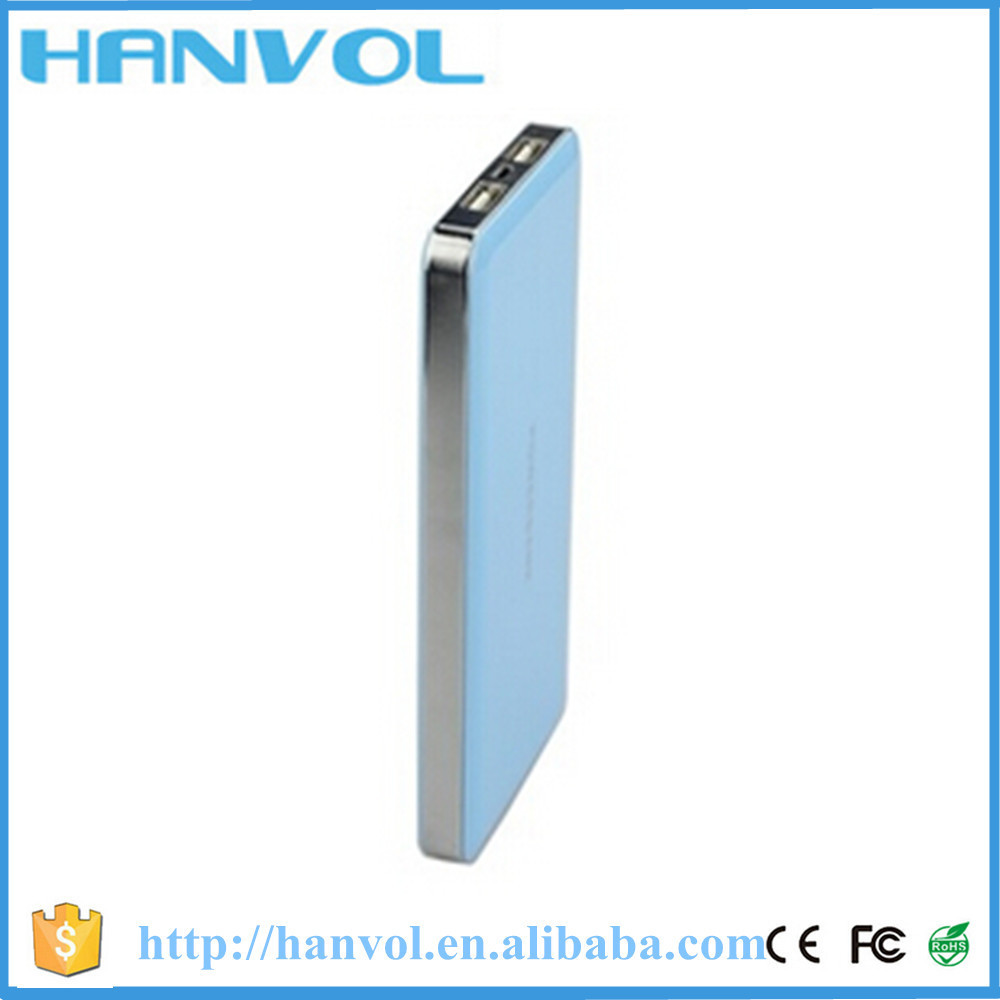 portable power bank factory manual for power bank 12000mah