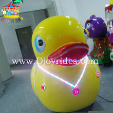Lovely animal design coin-operated kiddy ride for children