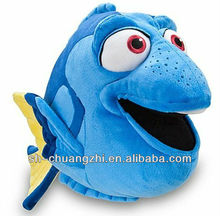 Disney authorised Finding Nemo Dory Plush Fish Toys