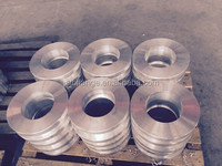 China TB forging manufacture aluminium puddle flange
