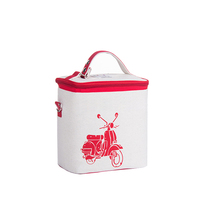 Disposable PP non-woven portable ice cream cooler bag