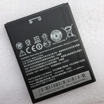 BOPL4100 recharge battery for HTC Desire 526 lithium ion battery
