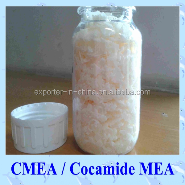 detergent /surfactant Coconut Monoethanol Amide 85% 97%(flakes / contain / no glycerine)
