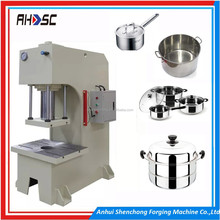 Top quality hydraulic press machine price, AHSC-CNC hydraulic press for rubber vulcanization