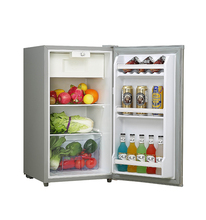 BC-90 90L single door energy saving table top redbull beer chiller mini refrigerator bar fridge