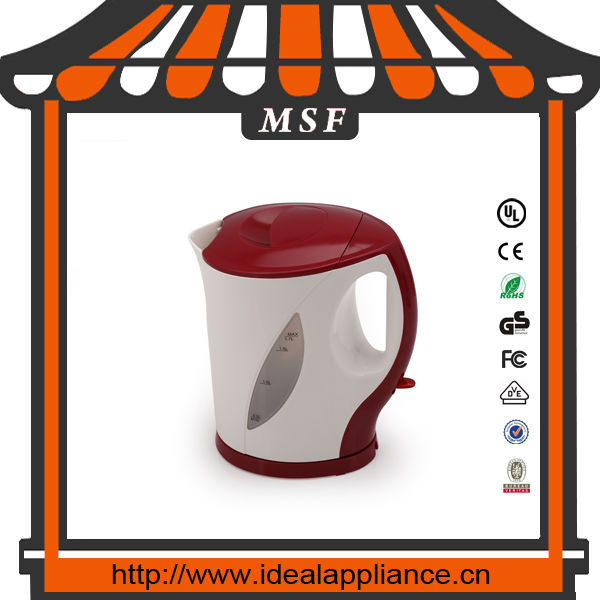 Empire Red Electric Plastic Jug Kettle