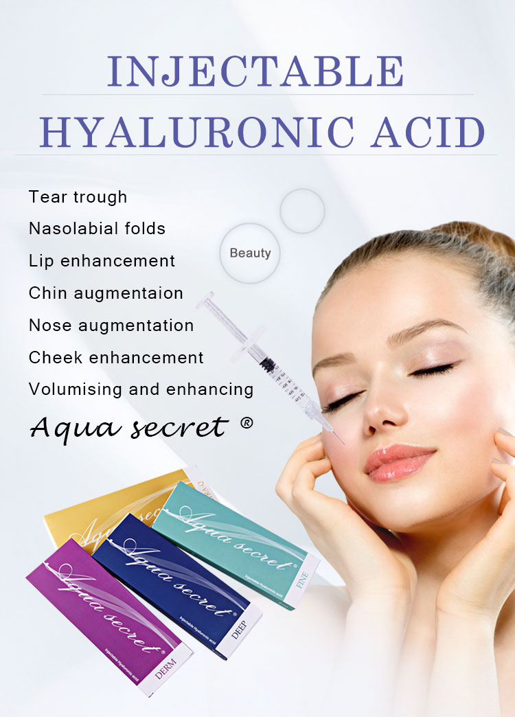 Pure crosslinked hyaluronic acid 10 ml