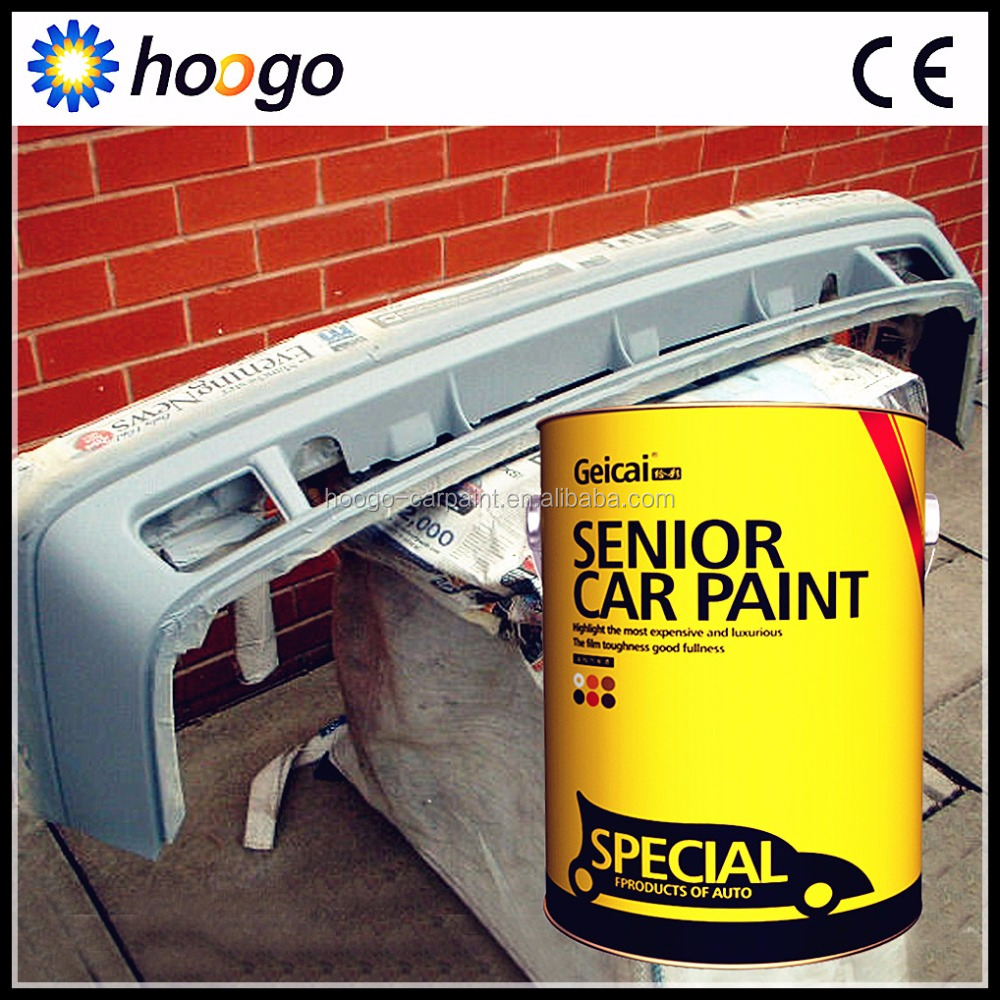 strong hardness and protective car paint plastic primer