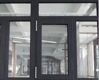 Economic used windows and doors Aluminum casement window
