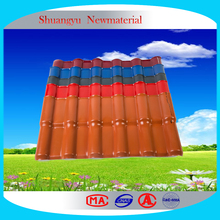 spanish plastic pvc roof tiles/top quality royal roofing tile/easy Installation pvc roofing shingle