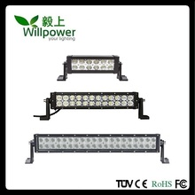 Water Proof Ce Certified Cob Amber multi color offroad Led Light Bar