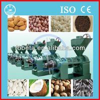 Energy-saving cold grape seeds oil extractor/soybean oil extractor machine