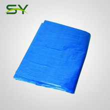 shandong factory manufacture silver/green color polyethylene tarp / tent fabric / plastic sheets
