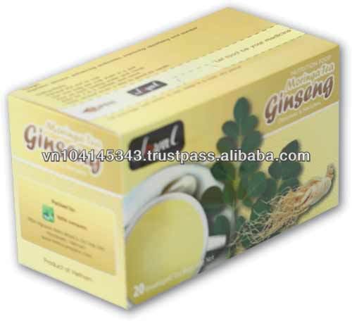 Moringa Tea Ginseng 1,5g * 20bag * 24 Box