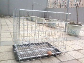 stainless steel Pet Cages/Dog cages/Bird cages (factory)