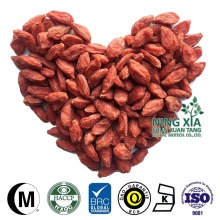 Ningxia China High Quality Dried Goji Berry 280 Free Samples!