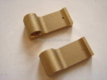 OEM Brass lost wax investment casting